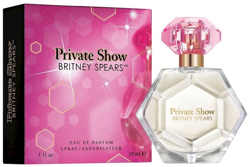 Britney Spears Private Show - Woda perfumowana — фото N1