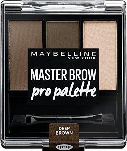 Paletka cieni do brwi - Maybelline Master Brow Pro Palette Kit