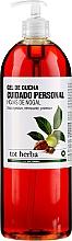 Kup Perfumowany żel pod prysznic - Tot Herba Shower Gel Intimate Hygiene Walnut