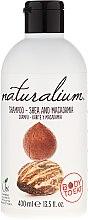 Kup Szampon do włosów Masło shea i makadamia - Naturalium Shea And Macadamia Shampoo