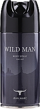 Kup Jean Marc Wild Man - Dezodorant