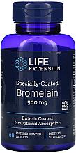 Kup PRZECENA! Bromelaina w tabletkach - Life Extension Bromelain *