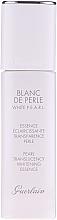 Różana esencja wybielająca - Guerlain Blanc De Perle Whitening Essence — фото N2