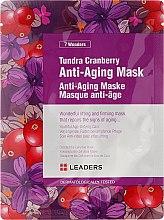 Kup Przeciwstarzeniowa maska do twarzy - Leaders 7 Wonders Tundra Cranberry Anti-Aging Mask