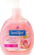 Kup Familijne mydło w płynie Róża - Pollena Savona