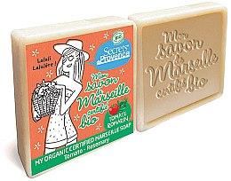 Kup Zestaw mydel w kostce - Secrets De Provence My Marseille Soap Tomato-Rosemary (2x100g)