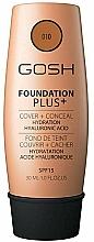 Kup Podkład do twarzy - Gosh Foundation Plus Cover&Conceal SPF15
