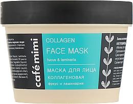 Kup Kolagenowa maska do twarzy - Cafe Mimi Face Mask