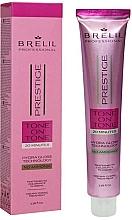 Kup Kremowa farba do włosów bez amoniaku - Brelil Professional Prestige Tone On Tone