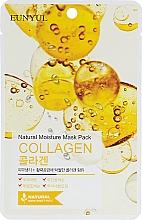 Kup Maska do twarzy na tkaninie z kolagenem - Eunyul Natural Moisture Mask Pack Collagen