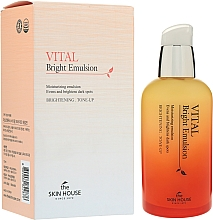 Kup Rozjaśniająca emulsja do twarzy - The Skin House Vital Bright Emulsion