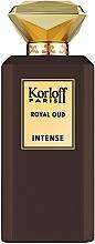 Kup Korloff Paris Royal Oud Intense - Perfumy