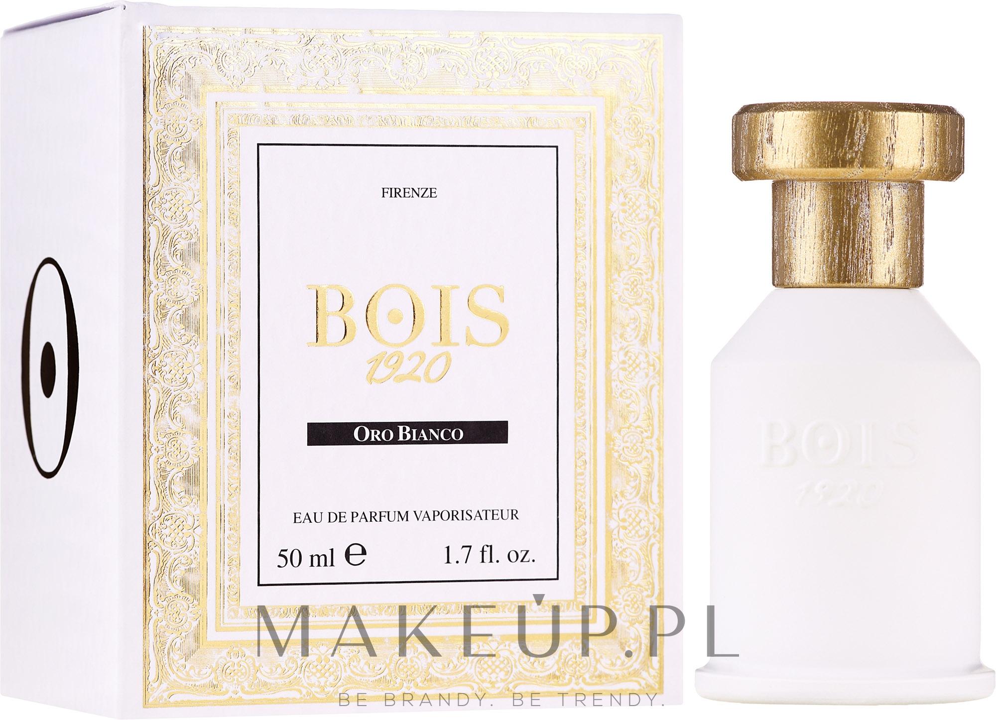 Bois 1920 Bianco - Woda perfumowana — фото 50 ml