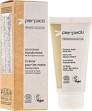 Kup Ochronny krem do rąk z prebiotykami i wyciągiem z opuncji - Pierpaoli Prebiotic Collection Hand Cream