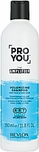 Kup Szampon zwiększający objętość włosów - Revlon Professional Pro You Amplifier Volumizing Shampoo