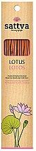 Kup Naturalne indyjskie kadzidła Lotos - Sattva Lotus
