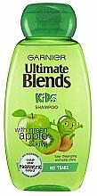 Kup Szampon do włosów dla dzieci - Garnier Ultimate Blends Kids Shampoo Apple & Kiwi