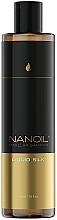 Kup Szampon micelarny z płynnym jedwabiem - Nanoil Liquid Silk Micellar Shampoo