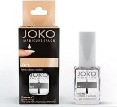 Kup Odżywka do paznokci 3 w 1 - Joko Manicure Salon 3 in 1 Top