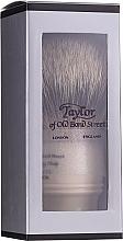 Kup Pędzel do golenia, HT3, 10 cm - Taylor of Old Bond Street Shaving Brush Pure Badger Size L