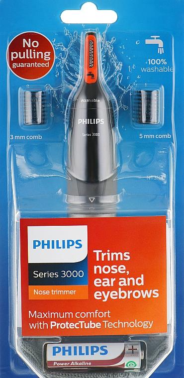 Woda toaletowa - Philips Trimmer NT3160/10 — фото N1