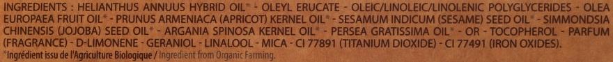 Eliksir do twarzy z 24-karatowym złotem - Couleur Caramel Beauty Elixir 24K Gold — фото N4