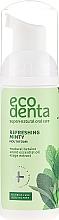 Kup Odświeżająca miętowa pianka do płukania jamy ustnej - Ecodenta Mouthwash Refreshing Oral Care Foam