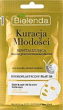 Kup Rewitalizująca maska przeciwzmarszczkowa w płacie 3D z ekstraktem ze śluzu ślimaka - Bielenda Kuracja młodości