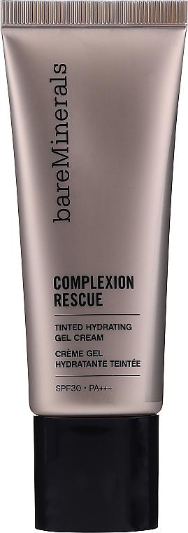 Tonujący nawilżający żel-krem do twarzy - Bare Escentuals Bareminerals Complexion Rescue Tinted Hydrating Gel Cream