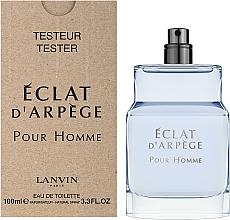 Lanvin Eclat d'Arpege Pour Homme - Woda toaletowa (tester bez nakrętki) — фото N2