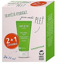 Kup Zestaw do makijażu oka - Weleda Skin Food Light Multipack (3x75ml)