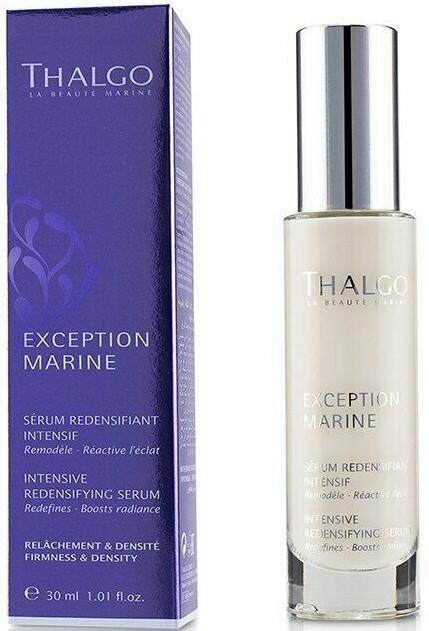Intensywnie ujędrniające serum do twarzy - Thalgo Exception Marine Intensive Redensifying Serum — фото N1