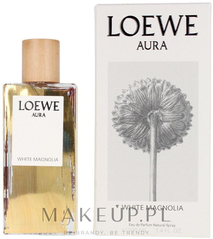 loewe aura white magnolia