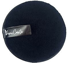 Kup Płatek do demakijażu wielokrotnego użytku - Deni Carte Face Wash Microfiber Black