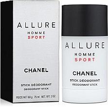 Kup Chanel Allure Homme Sport - Perfumowany dezodorant w sztyfcie dla mężczyzn