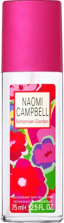 Naomi Campbell Bohemian Garden - Perfumowany dezodorant w atomizerze