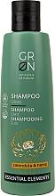 Kup Szampon nabłyszczający - GRN Essential Elements Brillance Calendula & Hemp Shampoo
