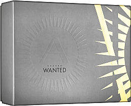 Kup Azzaro Wanted Set - Zestaw (edt/100ml + shm/100ml)