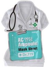 Kup Maska do twarzy - Urban Dollkiss Dr.119 AC Ending Ampoule Mask Sheet