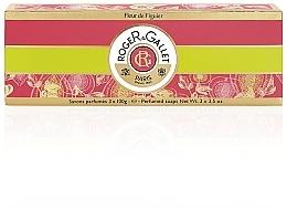 Kup Roger & Gallet Fleur de Figuier - Zestaw (soap/3x100g)