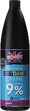 Kup Emulsja utleniająca w kremie do rozjaśniania i farbowania włosów - Ronney Professional Oxidant Creme 9%