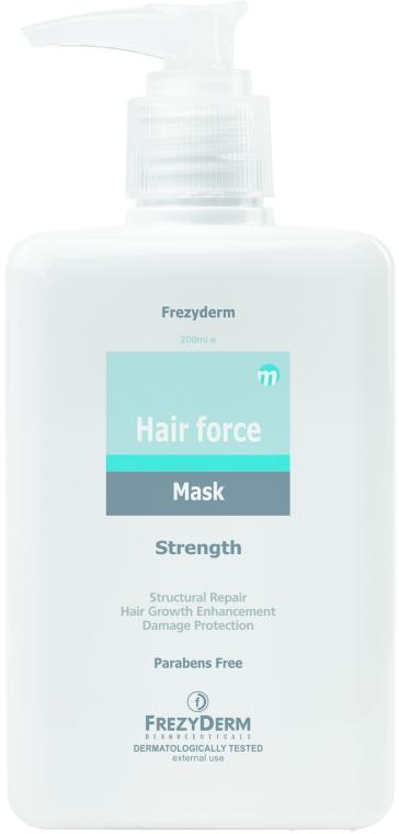 Maska przeciw wypadaniu włosów - Frezyderm Hair Force Mask — фото N1