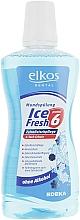 Kup Płyn do płukania jamy ustnej - Elkos Ice Fresh