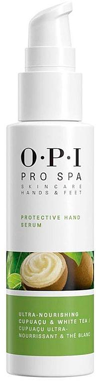 Ochronne serum do rąk - O.P.I ProSpa Protective Hand Serum — фото N1