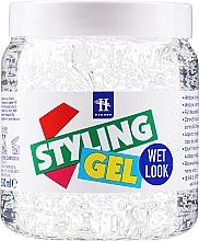 Kup Żel do stylizacji włosów Biały - Hegron Styling Gel Wet Look