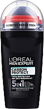 Kup Antyperspirant w kulce - L'Oreal Paris Men Expert Carbon Protect Anti-Perspirant Intense Ice Deo Roll-On