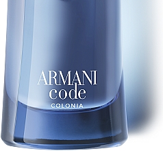 Giorgio Armani Armani Code Colonia - Woda toaletowa — фото N6