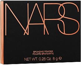 Bronzer do twarzy - Nars Bronzing Powder — фото N1