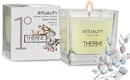 Kup Świeca do masażu ciała - Therine Rituality Body Candle