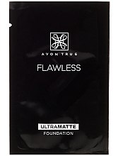 Kup Matujący podkład do twarzy - Avon True Flawless Ultramatte Foundation (próbka)